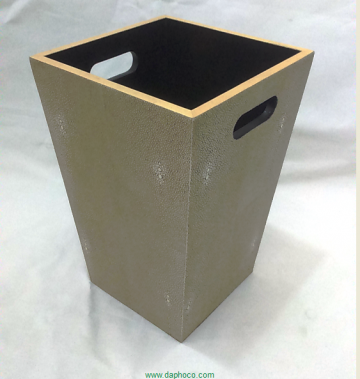 Square stingray waste bin
